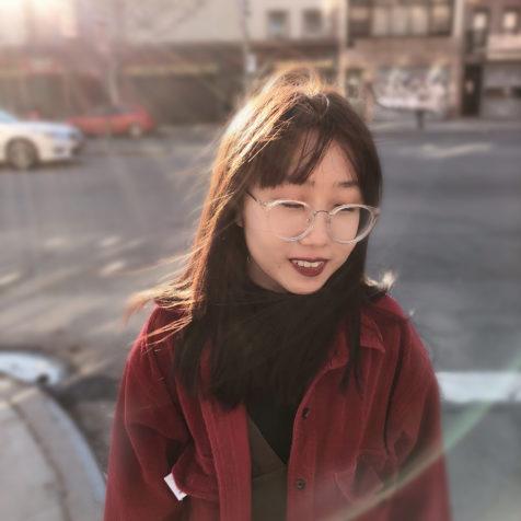 photograph of Yaxu Han