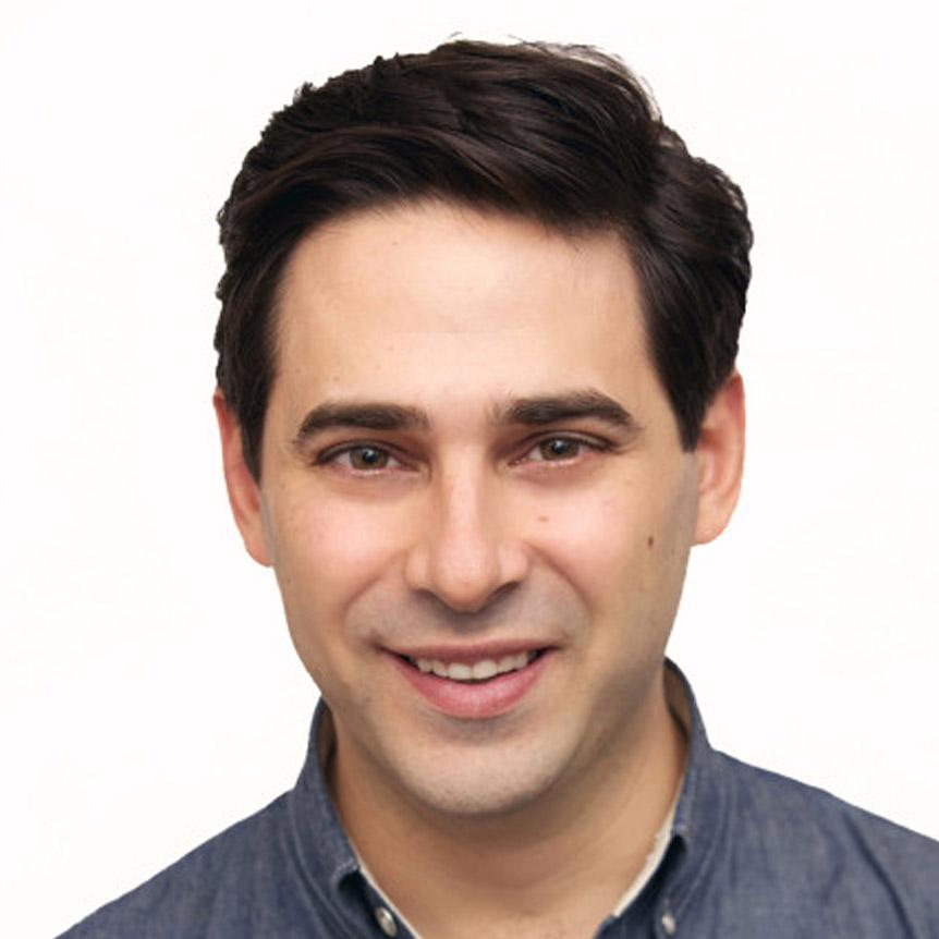 photo portrait of Anthony D'Avella