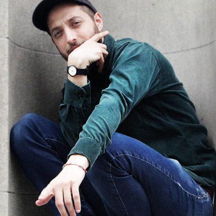 photo portrait of Michael Enten
