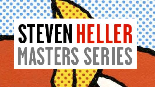 logo title of Steven Heller Masters Series