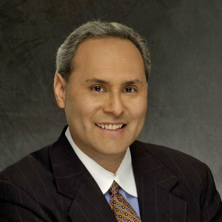 photo portrait of Frank Martinez
