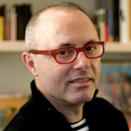 photo portrait of Ken Carbone