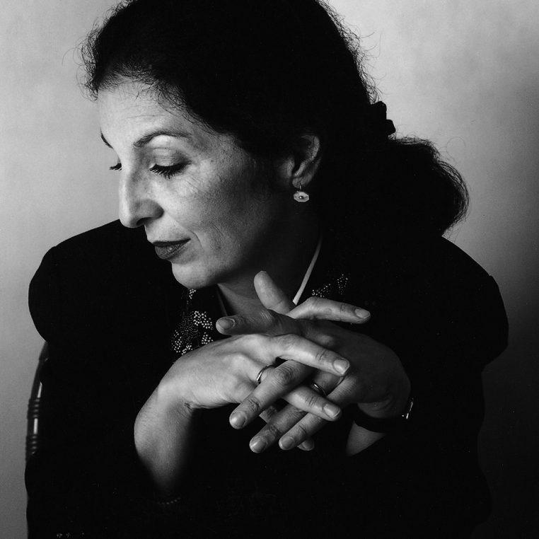 photo portrait of Louise Fili