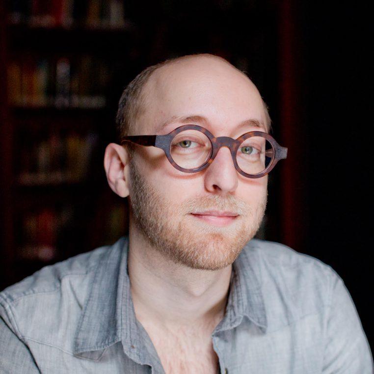 photo portrait of Marc Rabinowitz
