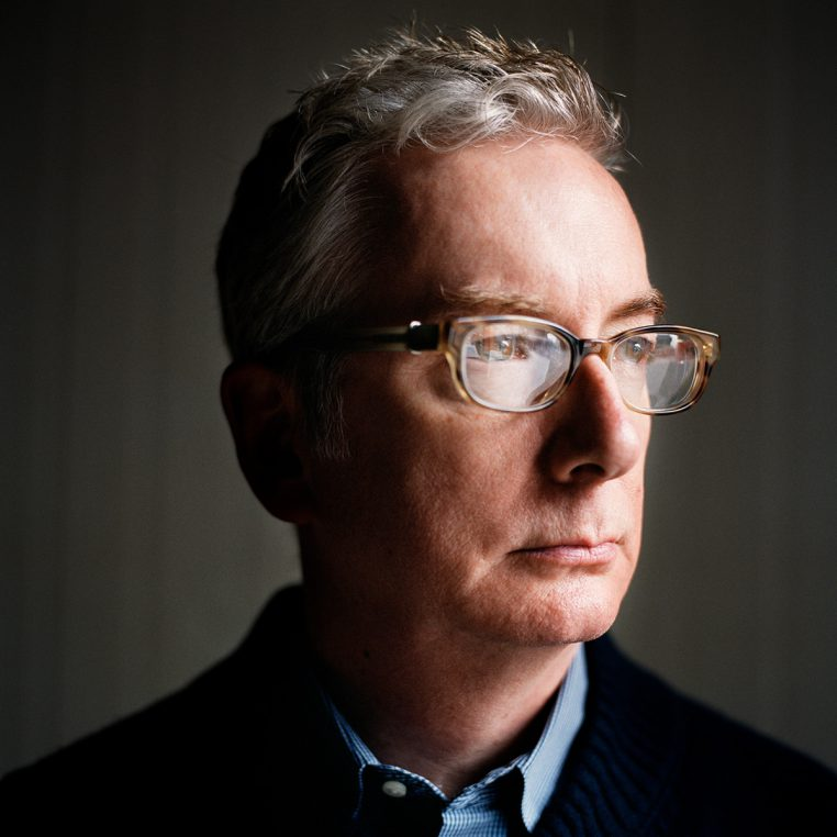 photo portrait of Stephen Doyle
