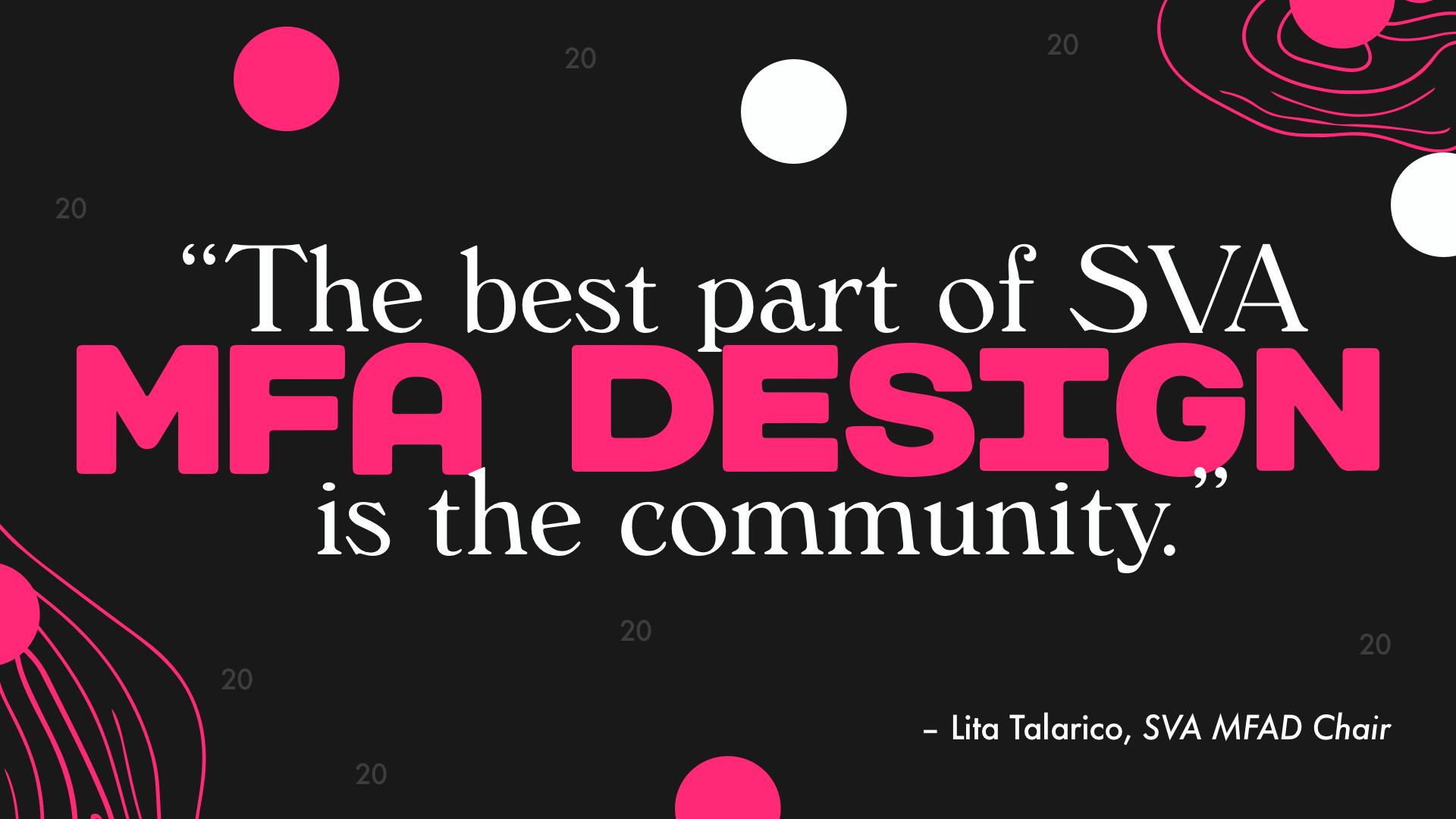 MFA Design Community