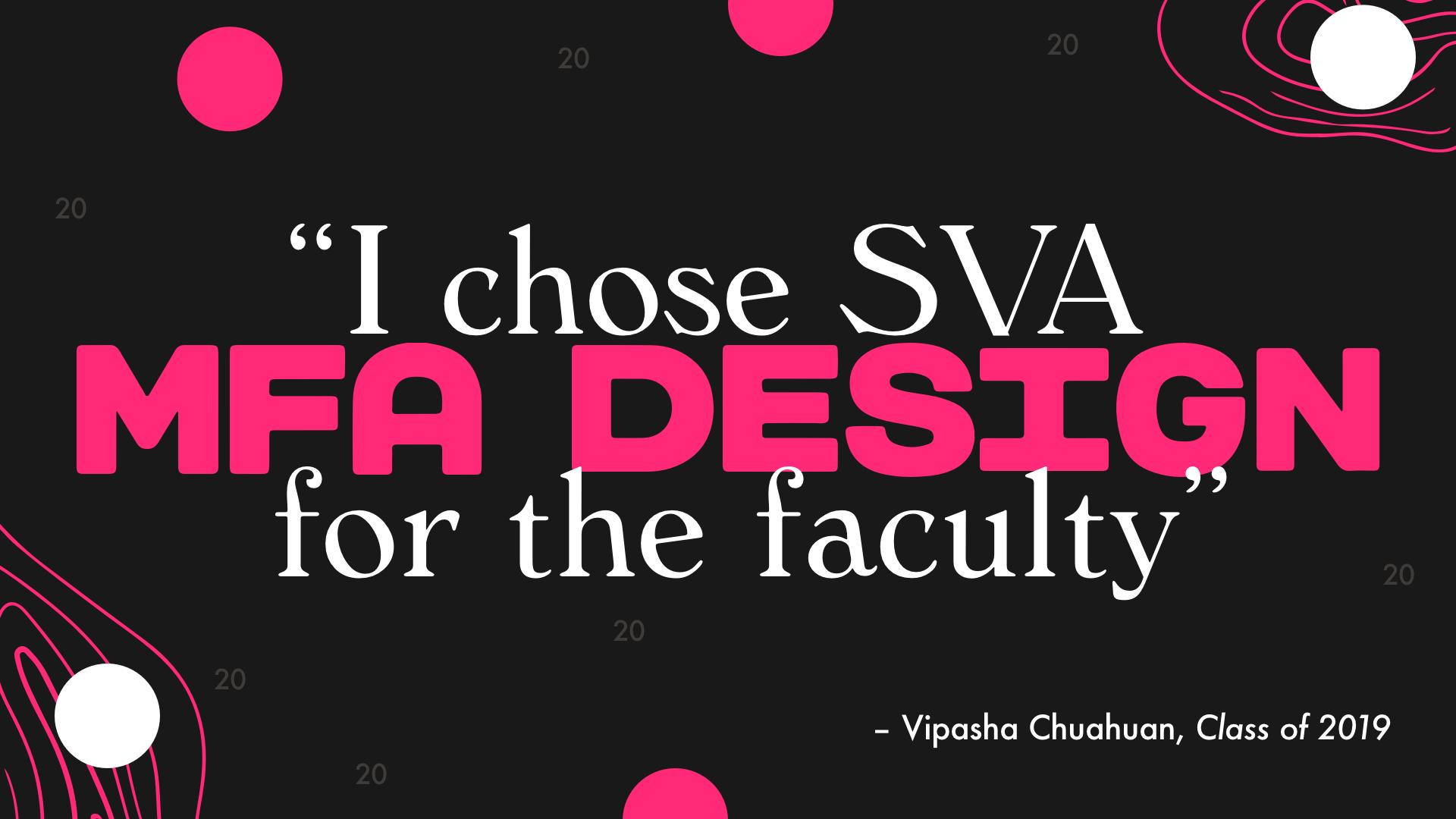 MFA Design faculty