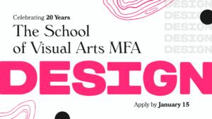 apply to MFA Design