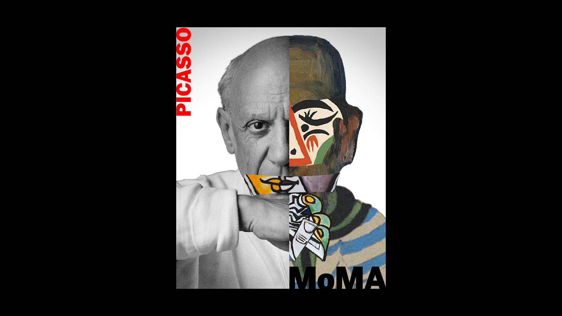 Victoria Holod Work: Portrait of Picasso