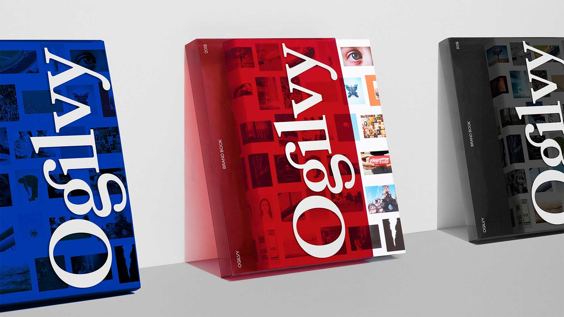 Ogilvy branding from Collins studio