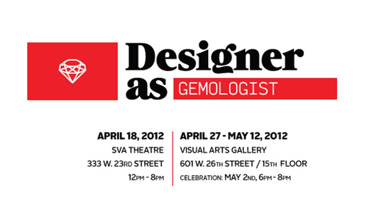 Designer As... 2012