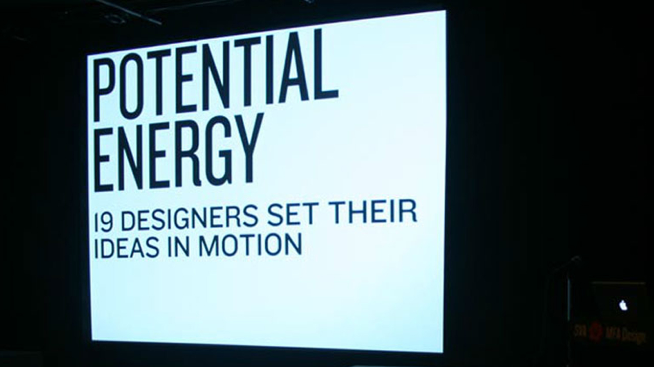 Potential Energy 2009