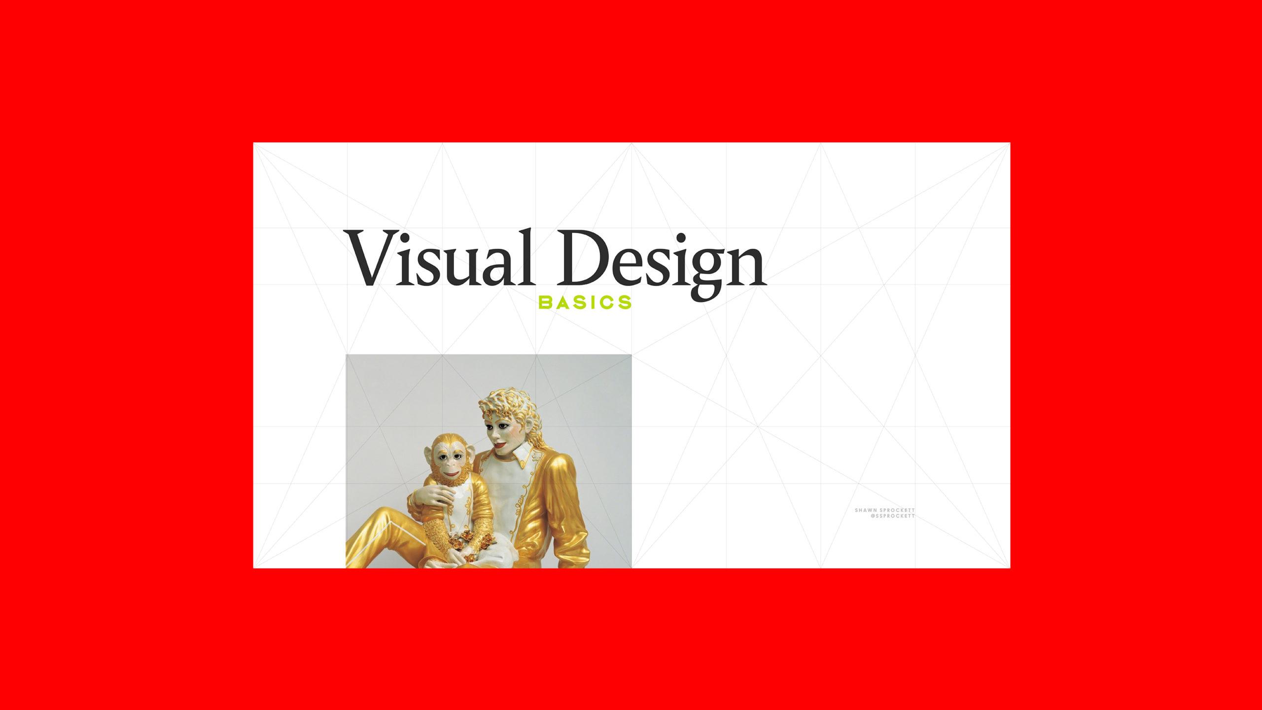 shawn sprockett visual design