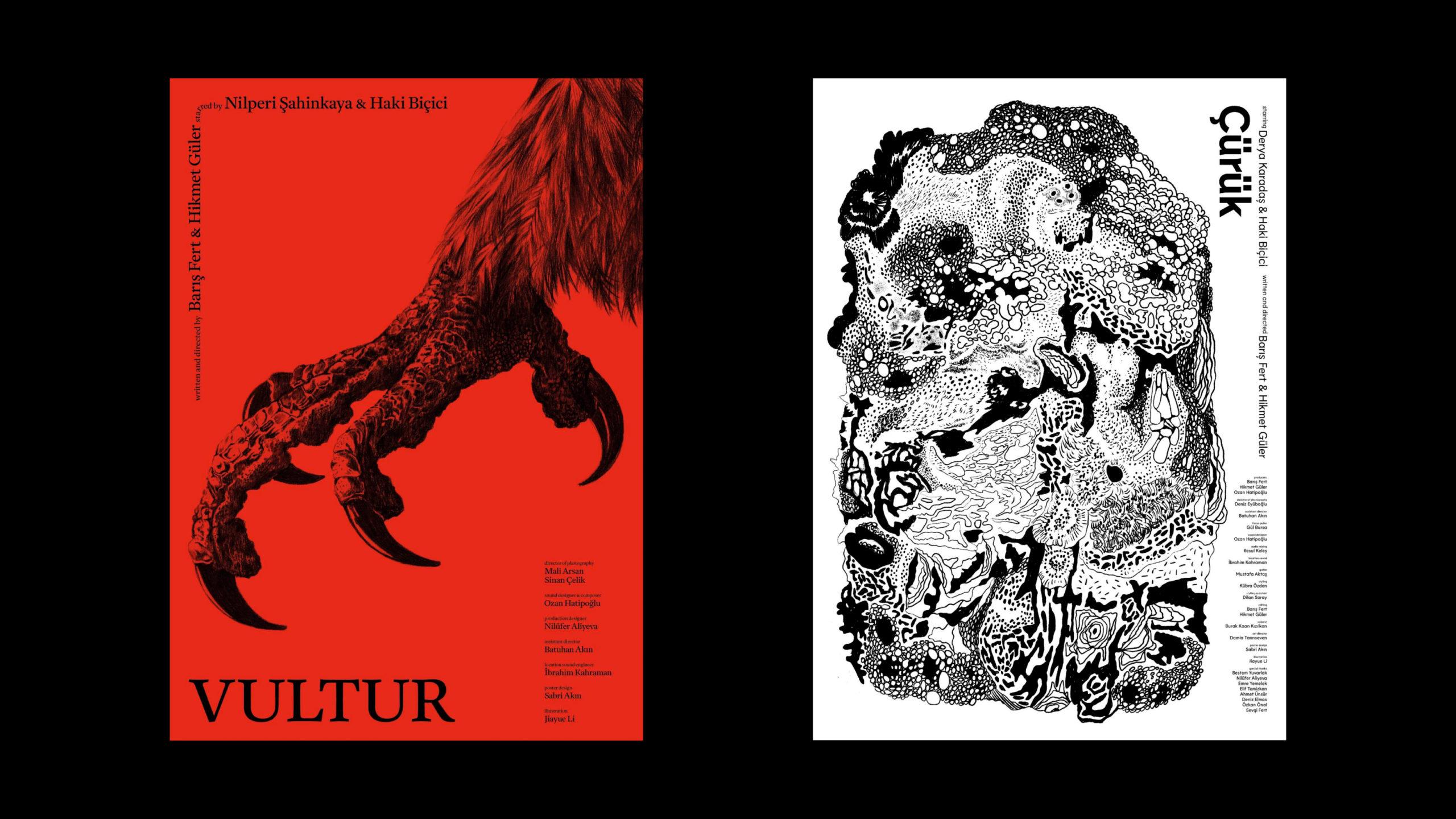 Vultur posters