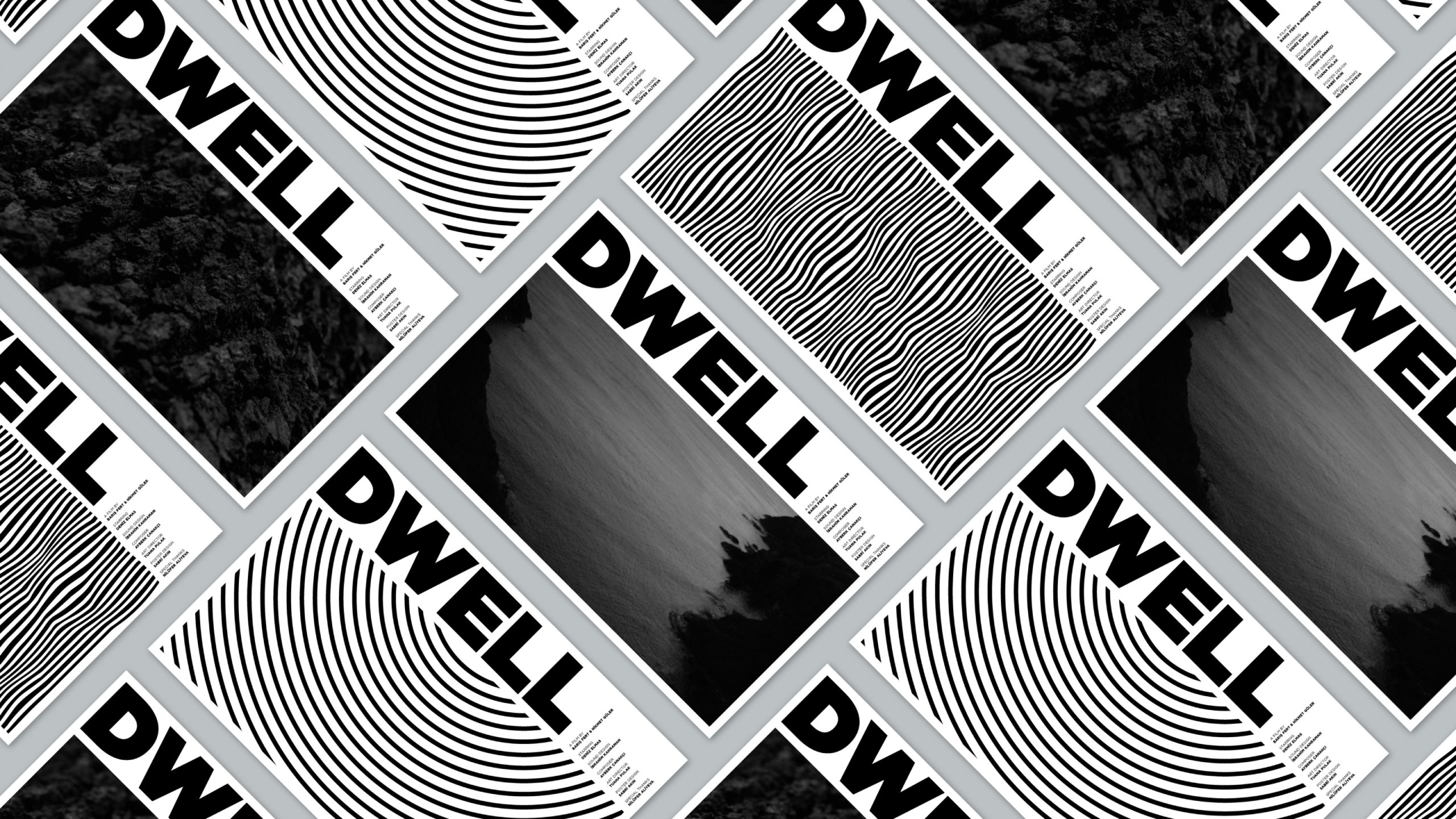 Dwell posters
