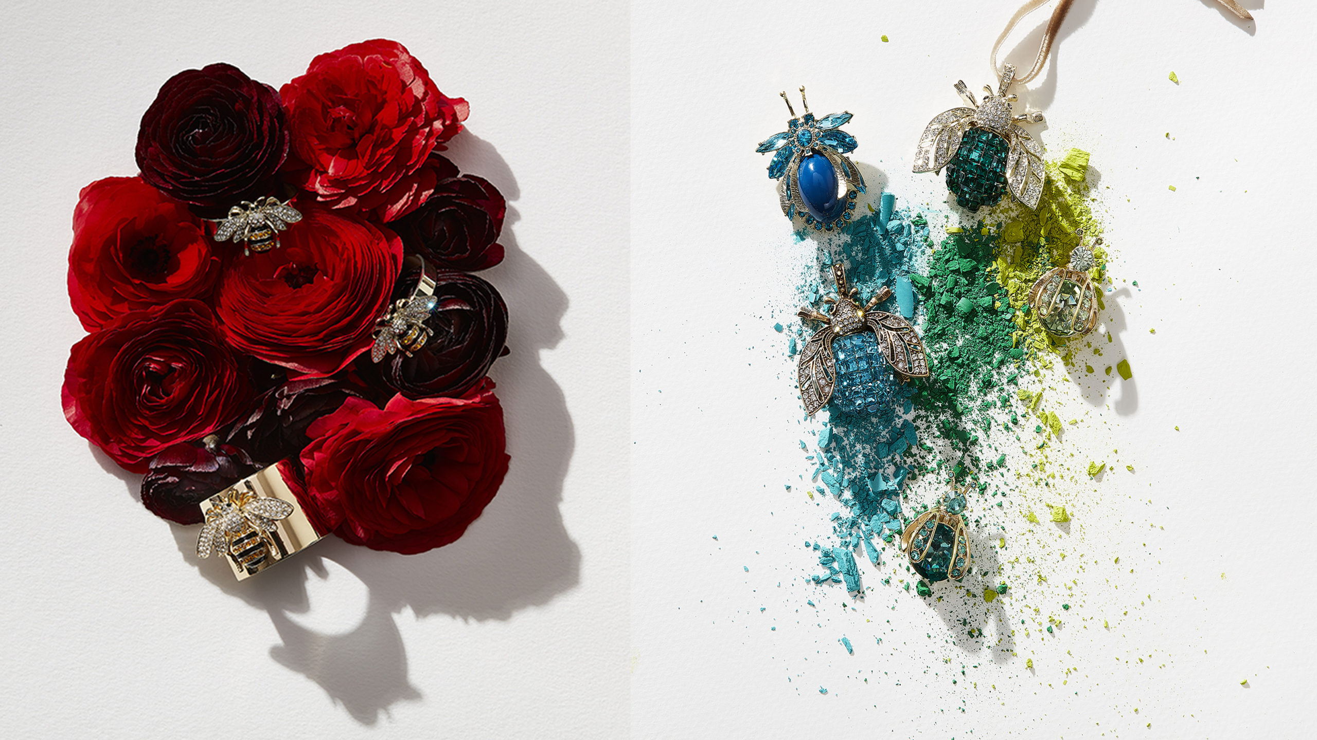 Megan Oiler jewellery art direction