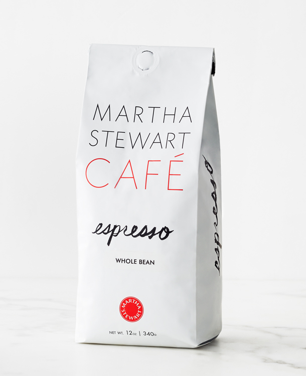 Megan Oiler coffee packaging