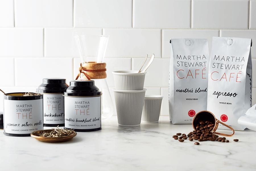 Megan Oiler coffee branding and packaging