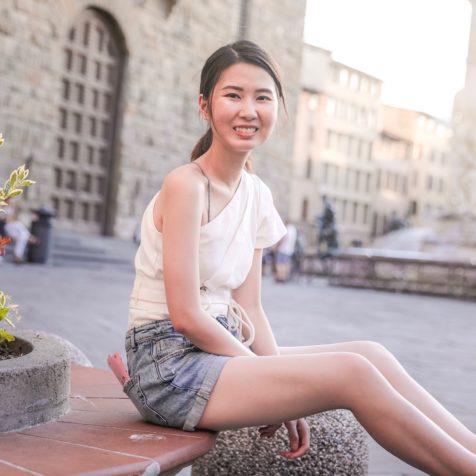 Vicky Chong portrait