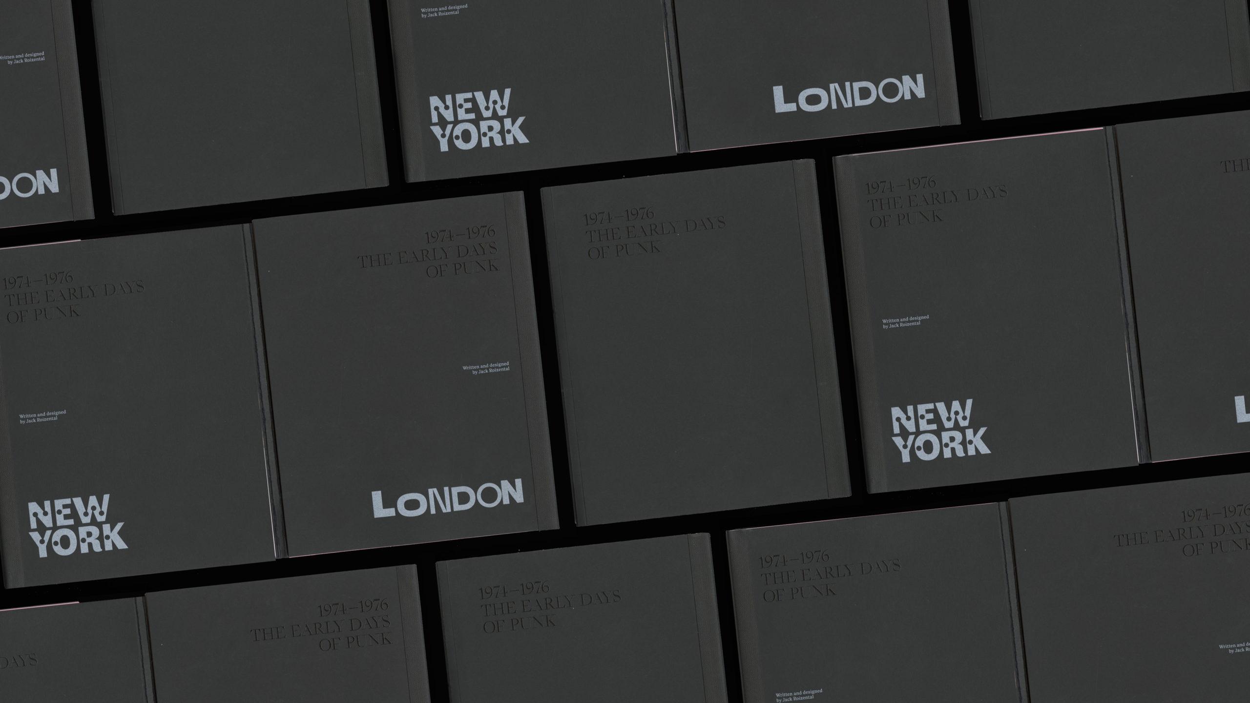 Jack Roizental book design