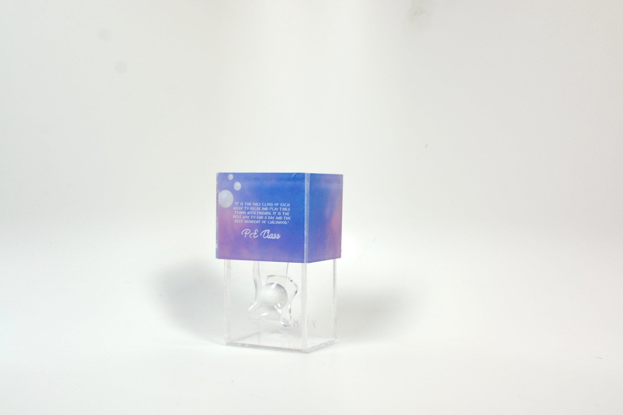 Linda Li packaging design