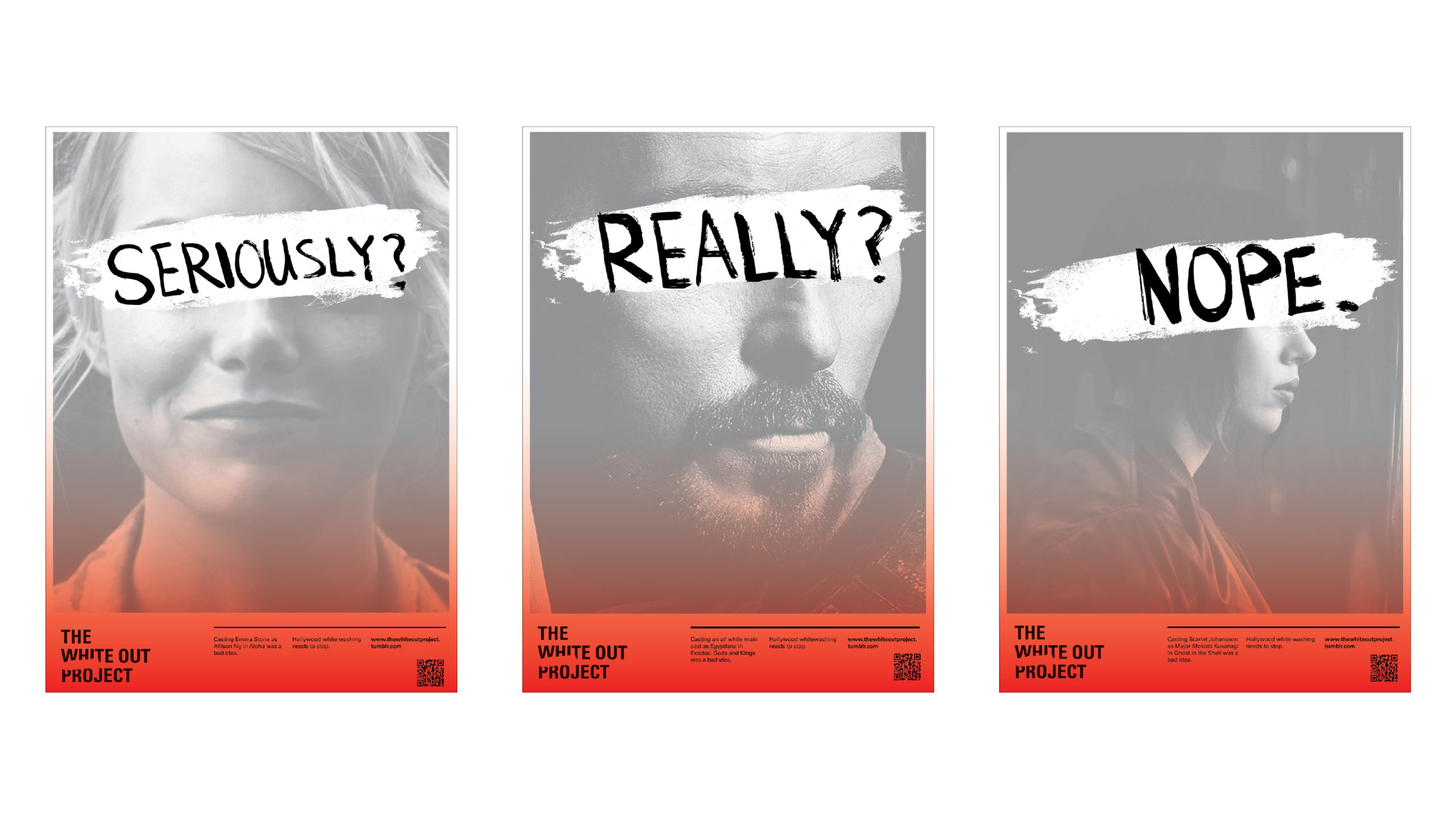 Posters by Tiffany Pai