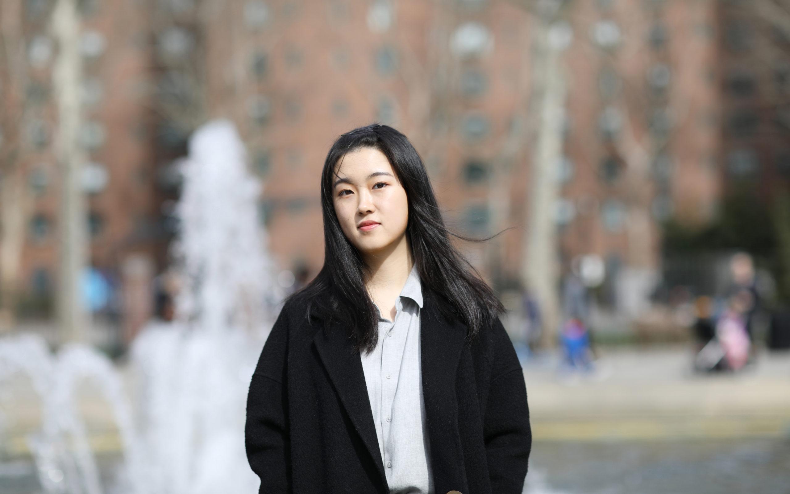 Yiwen Chen portrait