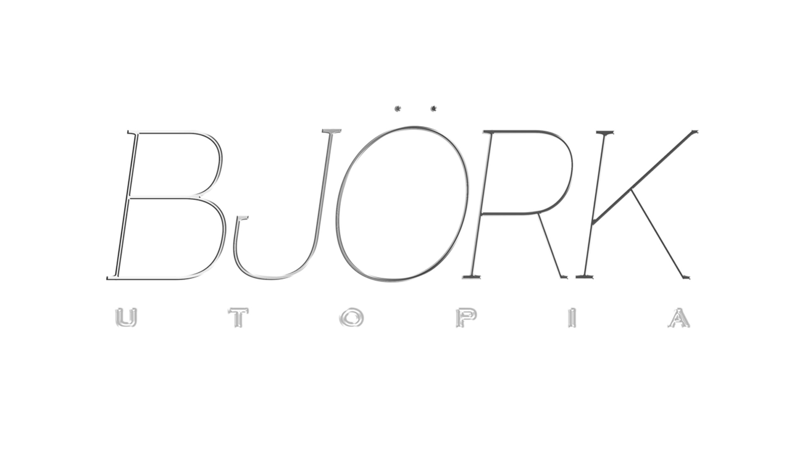 Bjork Utopia type