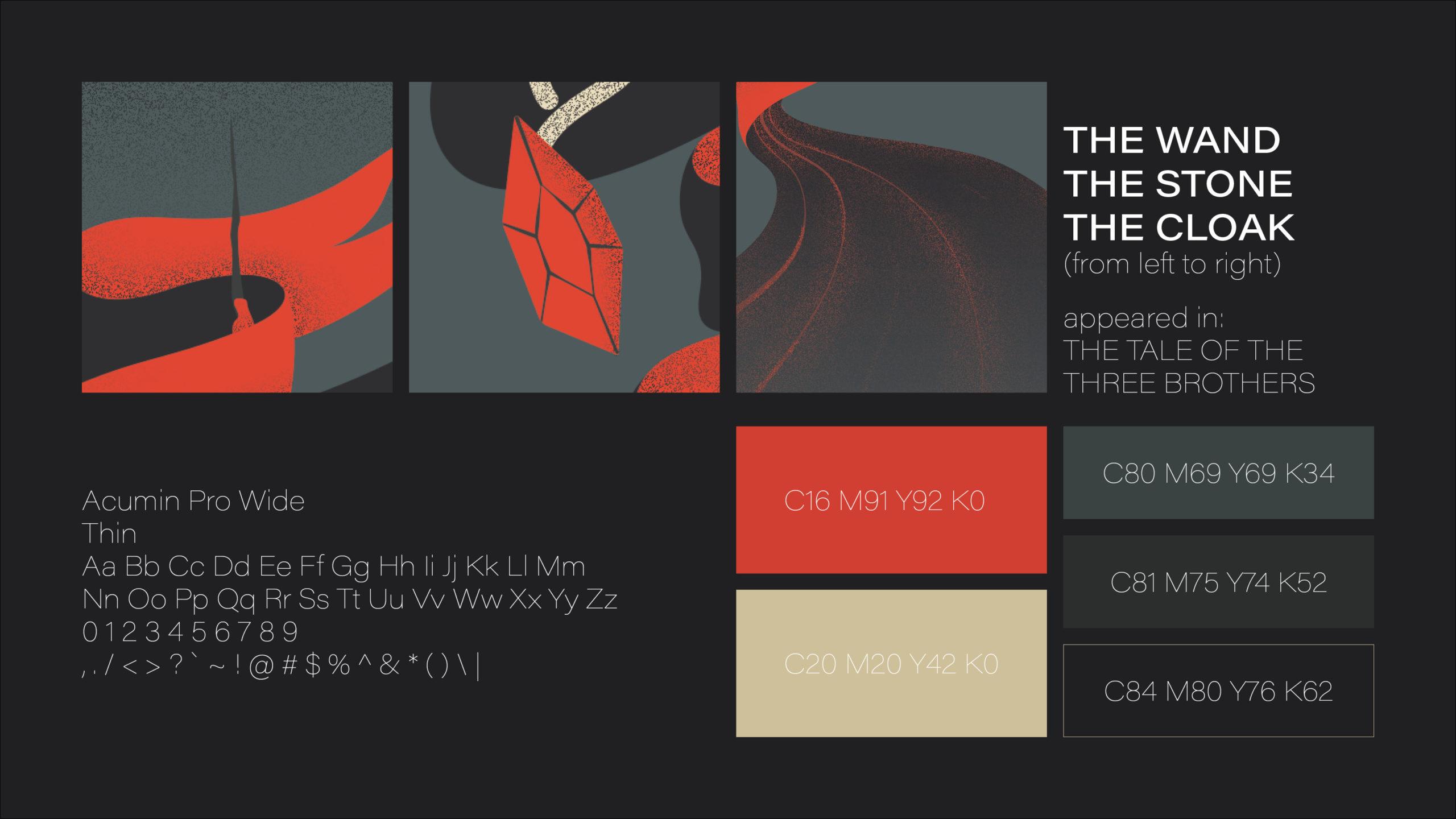 graphic design by Yingda Xu