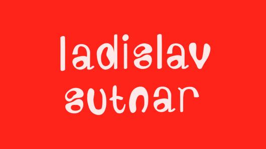 Ladislav Sutnar inspired typeface
