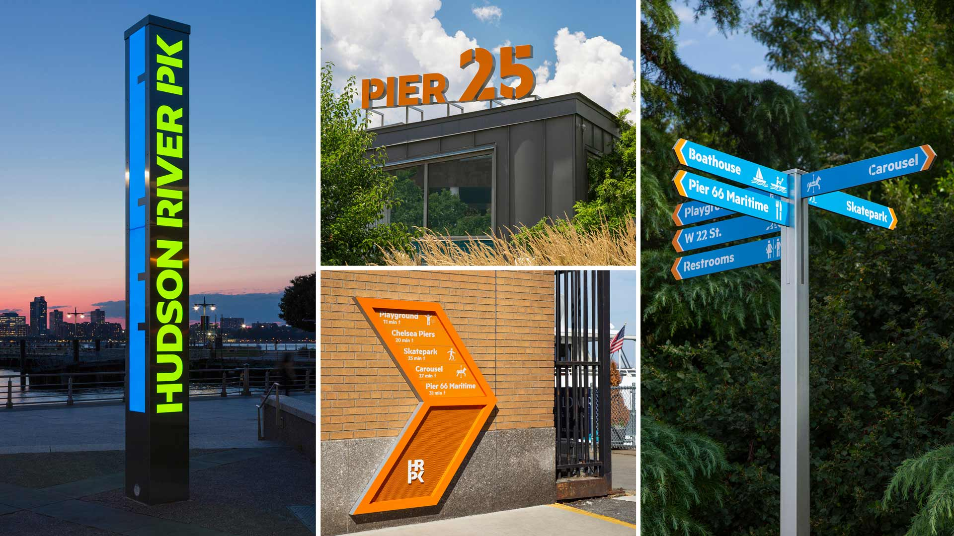pier 25 project examples