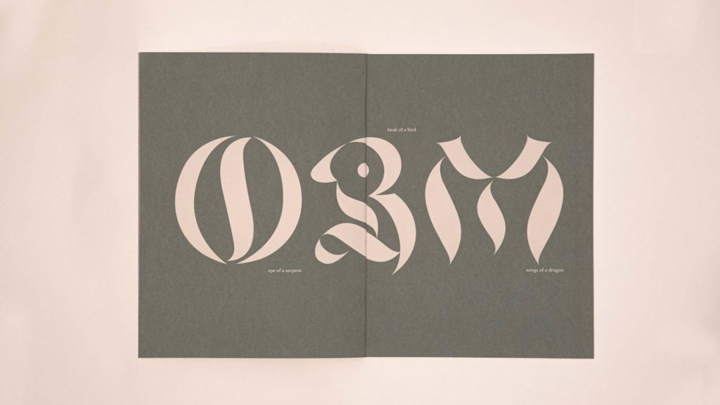Ruolin Feng - magazine sample