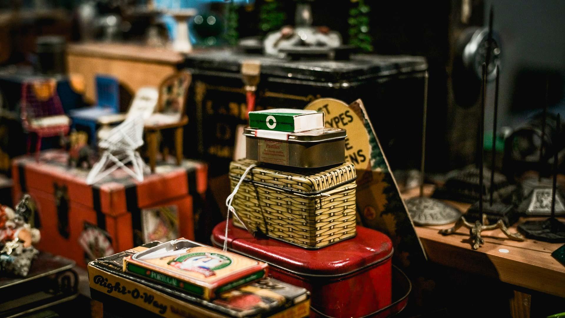 dorothy globus studio miniature baskets