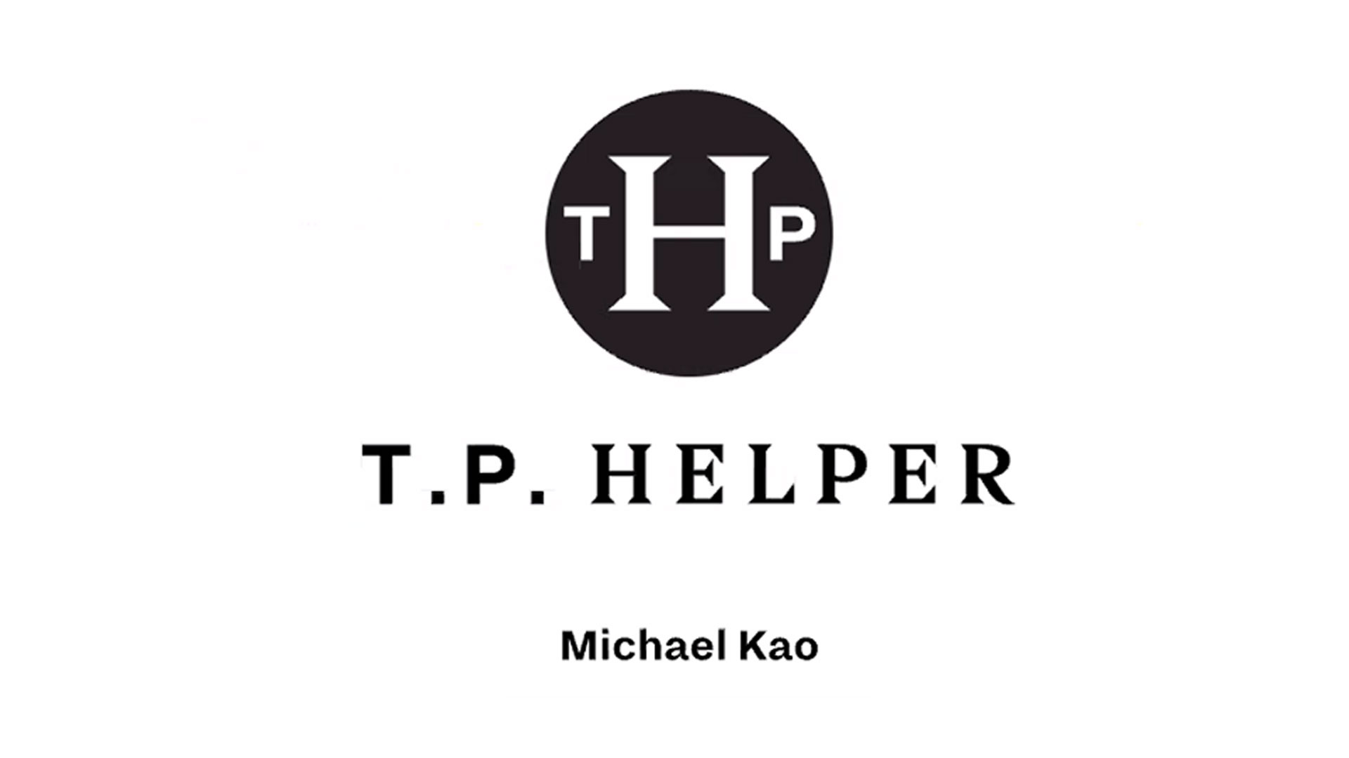 TP helper logo