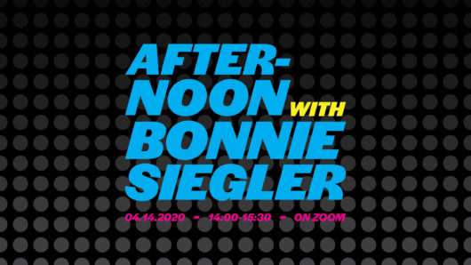 Afternoon with Bonnie Siegler; lecture title