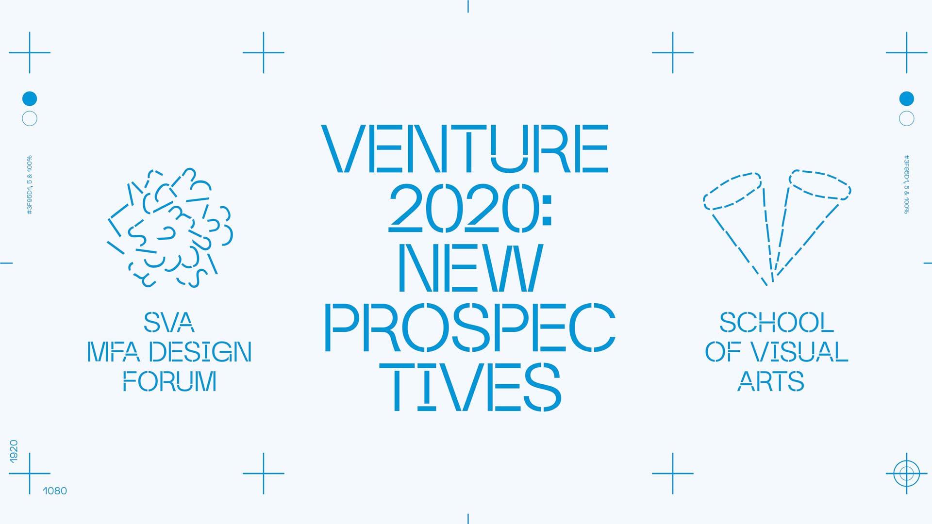 Venture 2020 banner