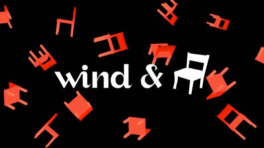 wind & chair logo