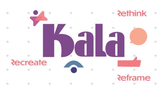 Kala visual identity; Logo, graphics, characteristics