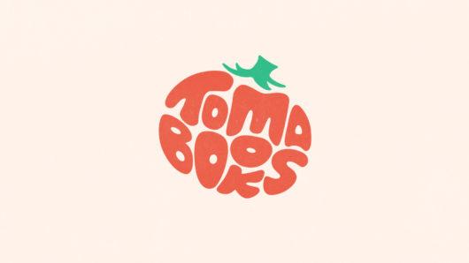 Toma Books logo by Yiwen Chen