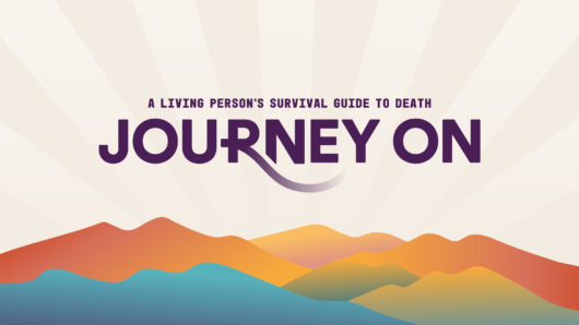 Logo and identity of Journey On by Jennifer Holcomb