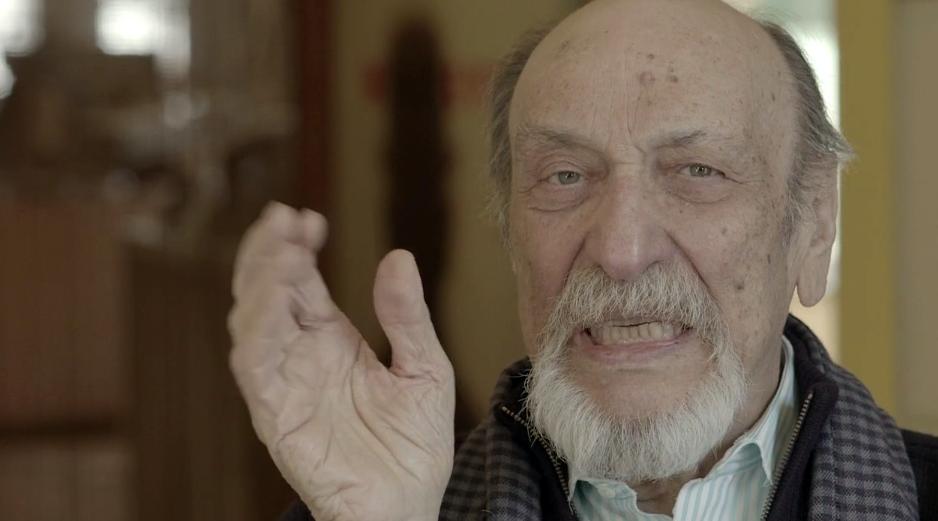 Portrait of Milton Glaser