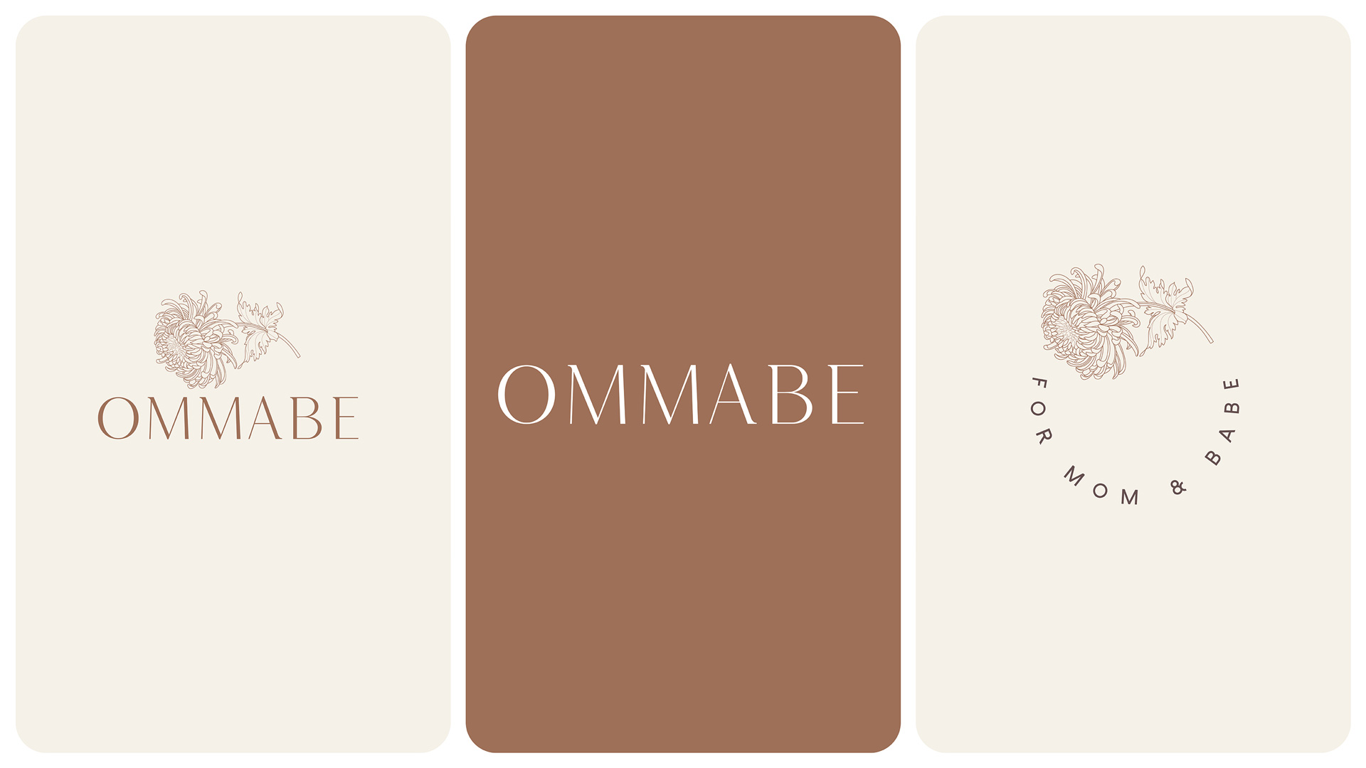 Identity and Logo for Ommabe
