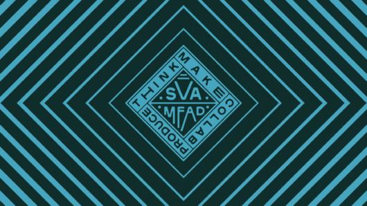 sva logo - think, make, collab, produce