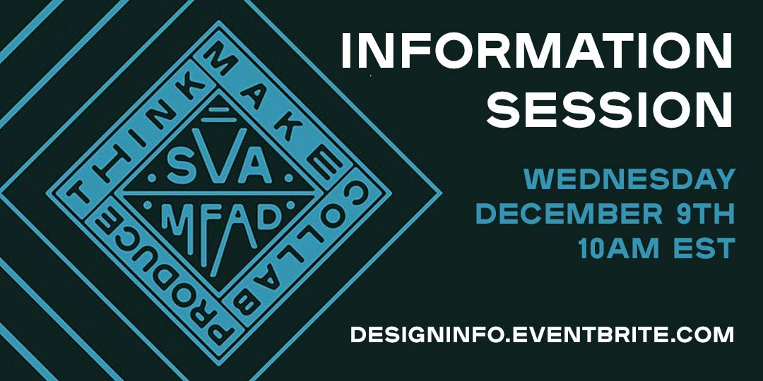 information session december 9th
