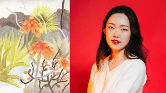 portrait of Jiayue Li