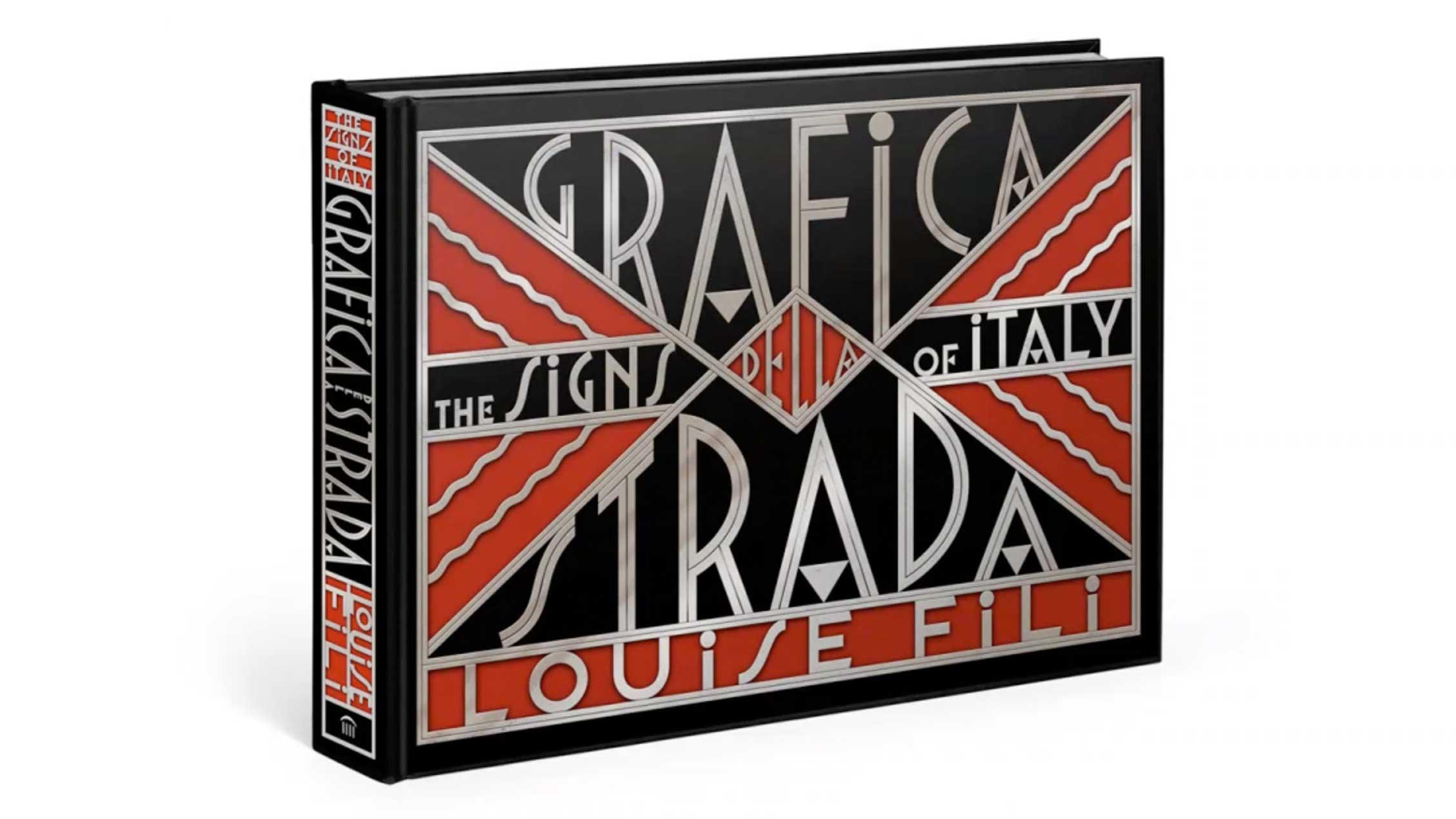 book cover Grafica della Strada