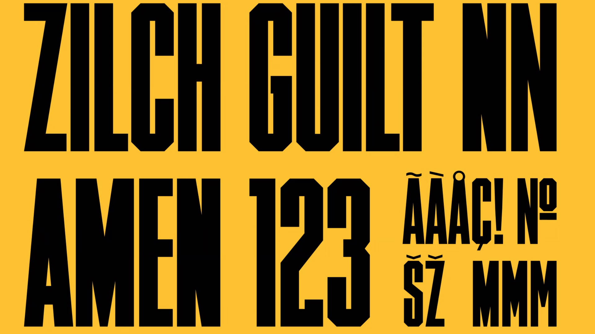 type sample zilch guilt nn