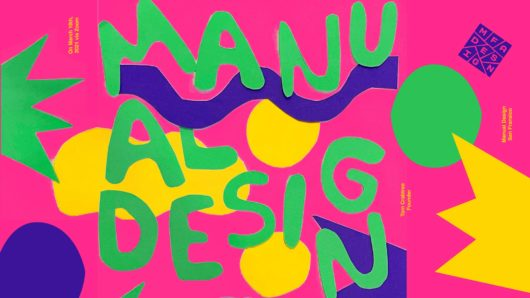 Manual design poster by Emily Roemer